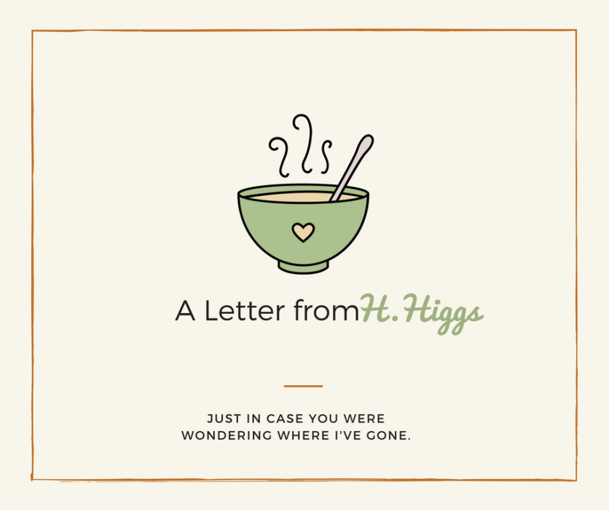 A Letter from H.Higgs